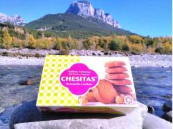 Galletas artesanas Chesitas